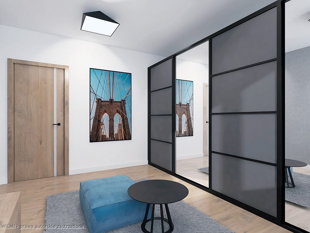 projektowanie wnętrz - dom w smolcu