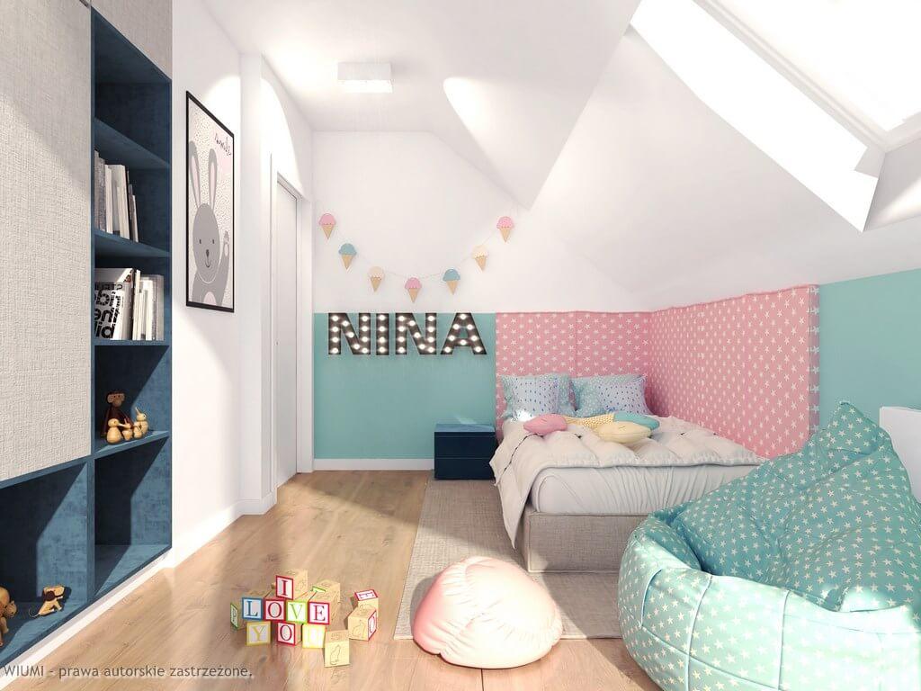 projektowanie wnętrz - dom w zurawkach