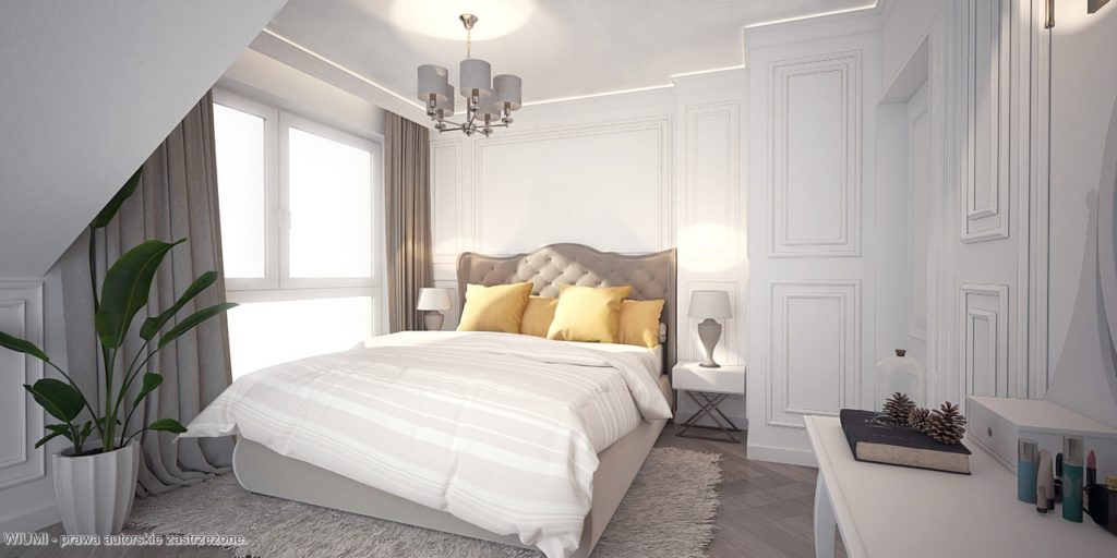 Sypialnia od Wiumi
